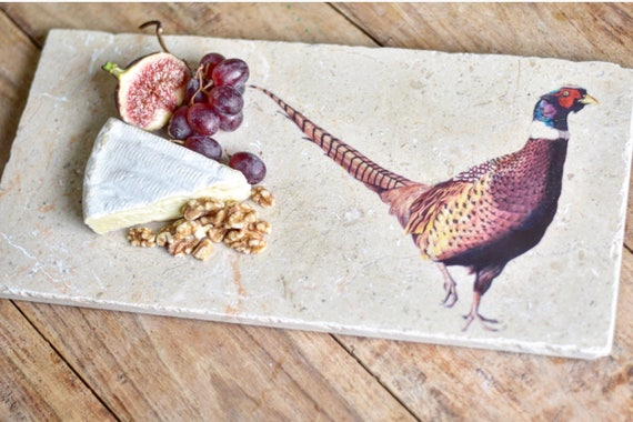 Like this item? & PHEASANT natural stone tableware various size options