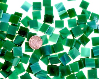 Emerald Green Mosaic Tile
