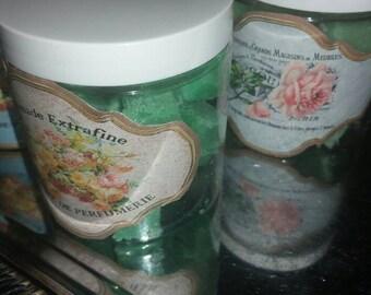 Watermelon and Blueberry Thyme sugar Scrubs