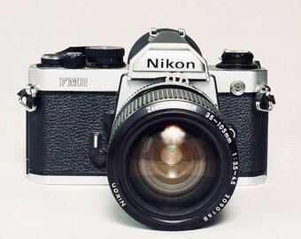 Nikon FM2 Print