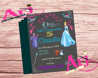 inviting Cinderella digital