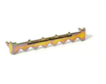 """500 or 1000 Piece-2""""  Nail-less Sawtooth Hangers-Picture Frame Hardware-Woodworking Supplies-Bulk Sawtooth Hangers"""