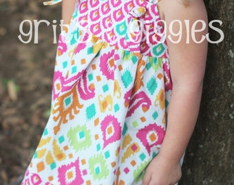 The Aprile Knot Dress and Top Pattern- Instant Download