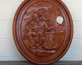 Cowboy Wall Decor Clock ~...