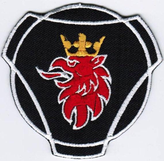 Saab Scania Emblem Logo Motor Company Automaker Car Racing