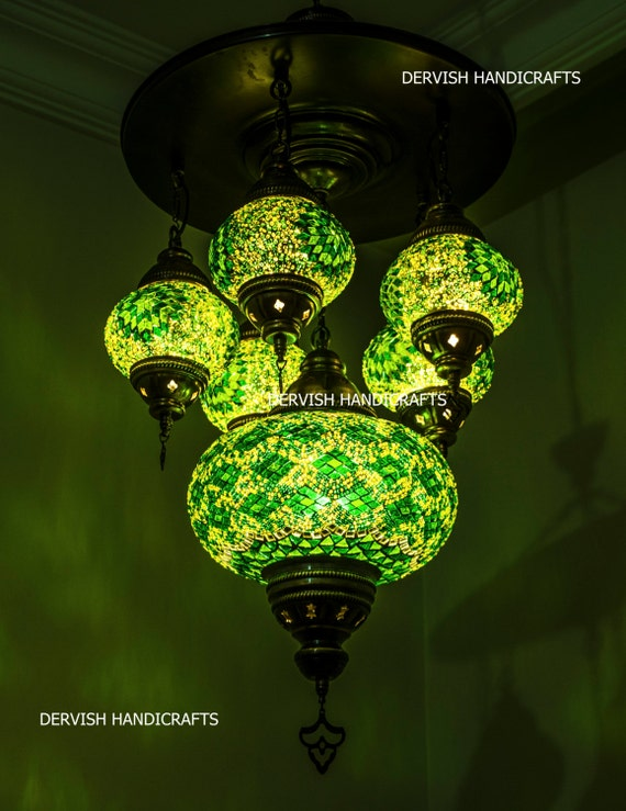 Turkish lamp chandelier lighting hanging lamp ceiling light aloadofball Image collections