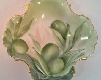 Vintage Monbijou Bavaria R.C. Dish