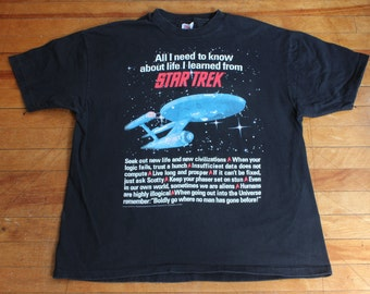 1994 Star Trek T-Shirt