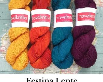 Il Burato Kits - yarn and pattern