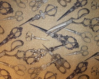 Sew Vintage by Bristol Bay Studio Cotton Fabric #329