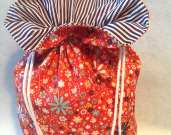 Drawstring Bag, Lingerie Bag, Shoe Bag, Gym Bag, Beach Bag, Laundry Bag.
