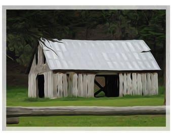 Dot Ranch Barn