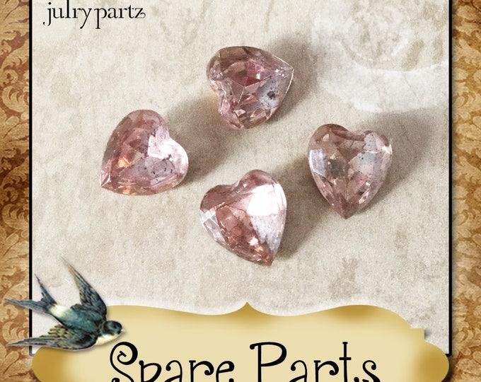 SPARE PARTS•Earring Parts•Necklace Parts•Vintage Components•Set 3
