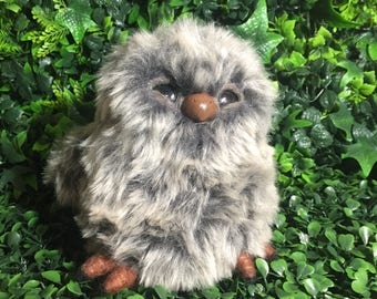 Cute Baby Owl ArtDoll