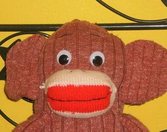 sock monkey Hybrid Red Heel Sock Monkey