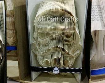200 Star Wars Storm Trooper - Book Folding Pattern