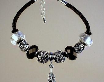 European Bead Bracelet 16