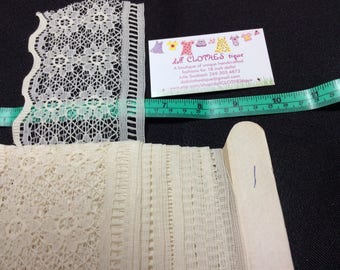 Lace for crafting