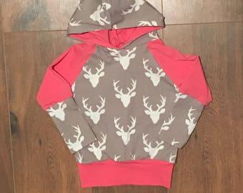 Scalable hoodie/pants set