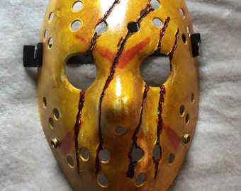 Freddy Vs Jason hockey mask