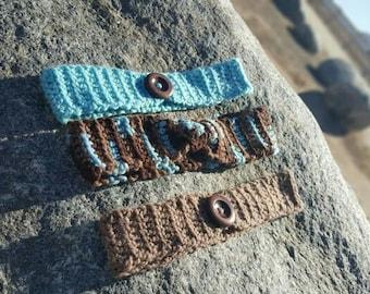 Cute Crochet Headband 3 pack