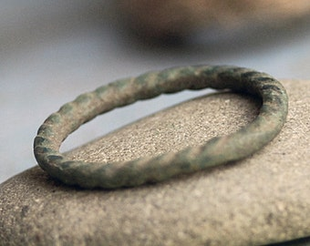 antique ring found in a private dig... size 8...   X 611