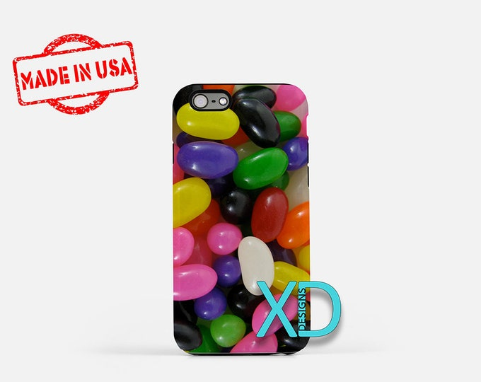 Jellybeans iPhone Case, Candy iPhone Case, Jellybeans iPhone 8 Case, iPhone 6s Case, iPhone 7 Case, Phone Case, iPhone X Case, SE Case New