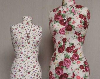 PDF: Mini Stuffed Dress Form Pattern