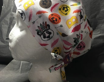 Block Indian Panda Hat