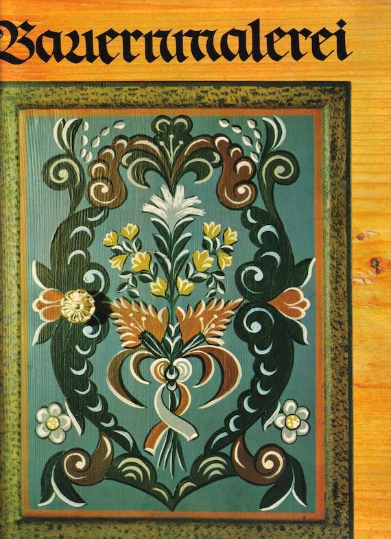 Folk Art Painting Technique Book