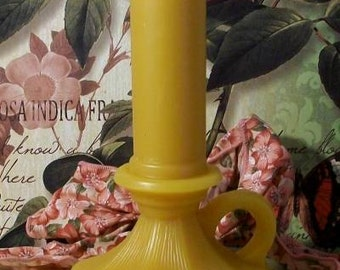 Beeswax Old Fashion Candlestick Candle Stick Candle