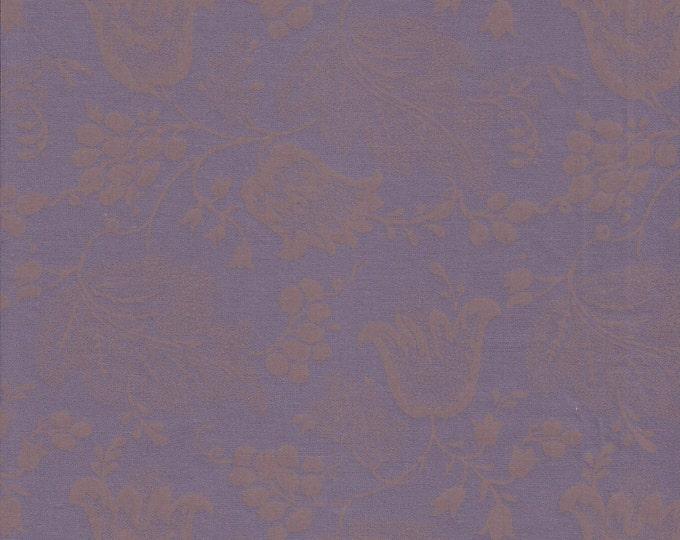 Dutch Chintz - Ton sur Ton Purple FQ