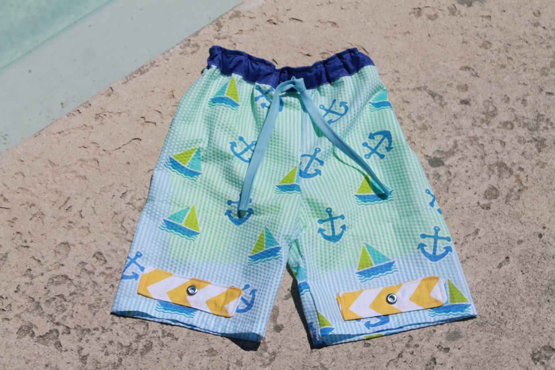 Boys swim suit pdf sewing pattern swim trunks swim trunks zoom jeuxipadfo Choice Image