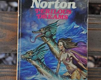 Perilous Dreams by Andre Norton, Science Fiction, fantasy, futuristic, 1976