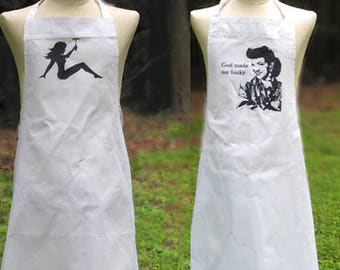 extra action aprons