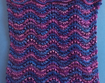 Striping Hand Dyed Yarn, dip dyed, socks, cowl, scarf, knitting, crocheting, weaving, purples, blues, turquoise, deep blues, teal, charcoal