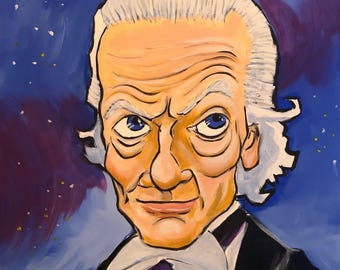 The First Doctor Who William Hartnell (2017) by Mark Redfield