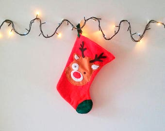 Xmas Stocking Personalized/homedécor / Christmasgift/Family Christmas Stocking/wall decor/Custom Christmas Stocking/xmas stocking