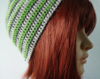 Striped  Hat - Ready to ship