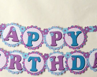 Penguin Party BANNER,  Winter Onederland Birthday Penguin or Baby Shower Decorations -CUSTOM Message