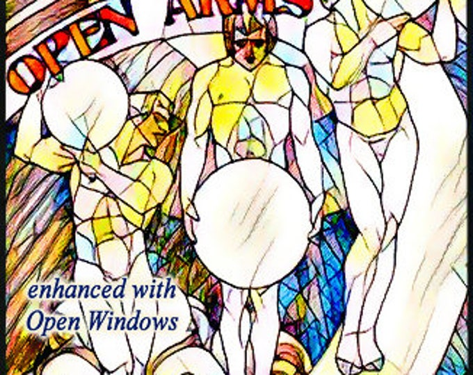 Open Arms w/ Open Windows - For Men / Unisex - Pheromone Enhanced Fragrance - Love Potion Magickal Perfumerie - Pherotine 2017