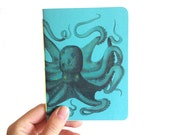 Octopus Notebook - Small ...