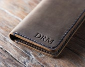 iPhone 6 Wallet Case, Wallet, Leather Wallet, Leather Case, Phone Wallet, iPhone 6s, iPhone 6PLUS, iPhone 6sPLUS, Personalized Gift #055