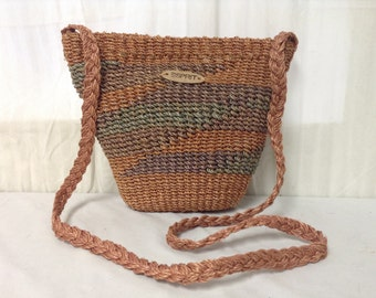 Espirit, Woven Purse ,Shoulder Bag,purse,bags