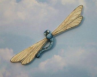 Large Dragonfly Embellishment