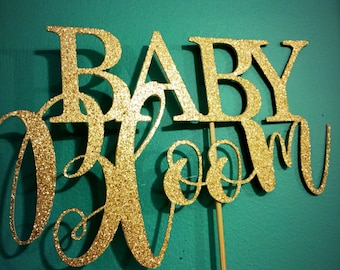 Welcome Baby Cake Topper, Baby Shower Cake Topper, Welcome Baby, Personalized Cake Topper, baby shower cake topper, baby shower