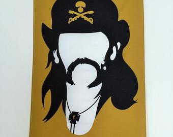 Lemmy Tea Towel - Motorhead