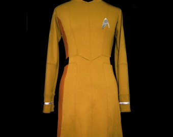Star Trek Beyond Uhura Dress Custom Costume Replica