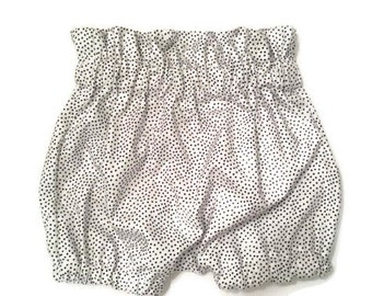 Ruffle Top Blossom Bloomers - MULTIPLE COLORS AVAILABLE - Bloomers, Shorts, Nappy Cover