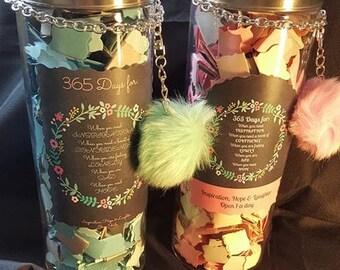 Whimsical Happiness Jar